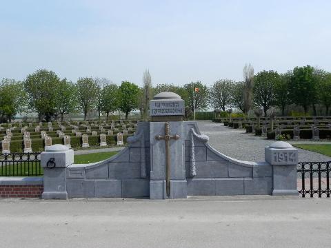Ramskapelle Militair Kerkhof