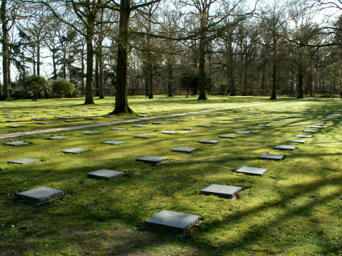 Vladslo Soldatenfriedhof