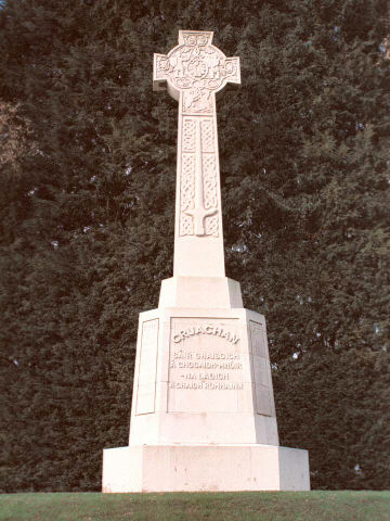 The Argyll and Sutherland Highlander's Memorial
