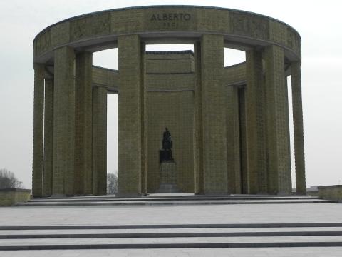 The King Albert Memorial