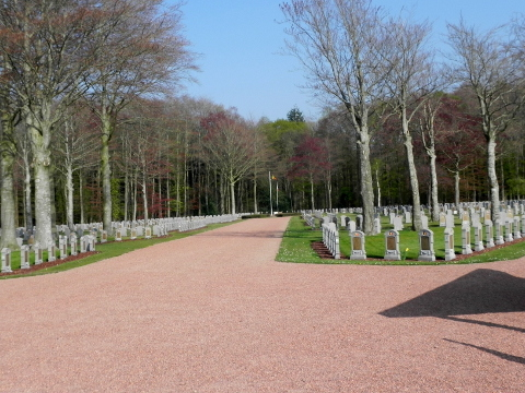 Houthulst Belgian Begraafplaats