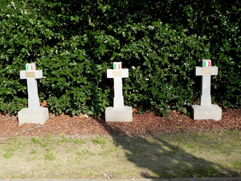 Italian graves