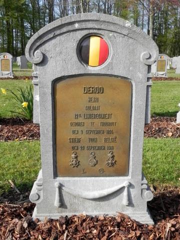 Soldat Henri Deroo