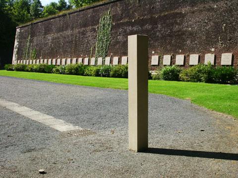 The firing post
