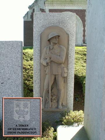 Neuville Vitasse village memorial