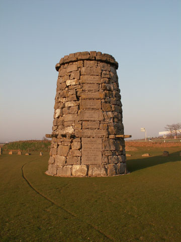The 9th Division Monument at Athies