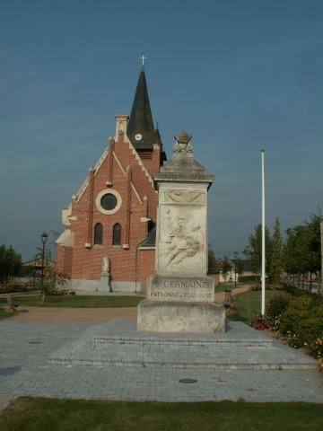 Gavrelle Church