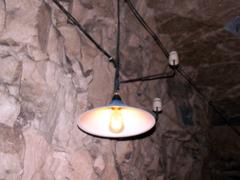Reproduction of the lighting system