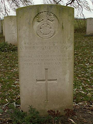 Brigadier General Arthur Lowry Cole