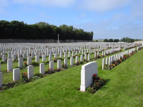 Terlincthun CWGC Cemetery
