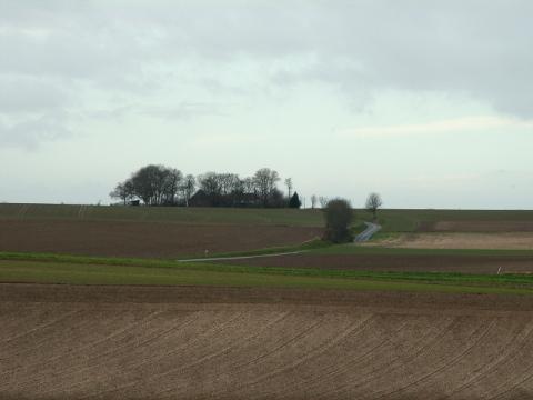 Villers Guislain towards Quentin Mill