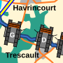 Rough Map of Area