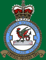 3 Squadron RAF