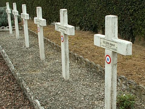 Marcel Soldera, Shot 22nd May 1940