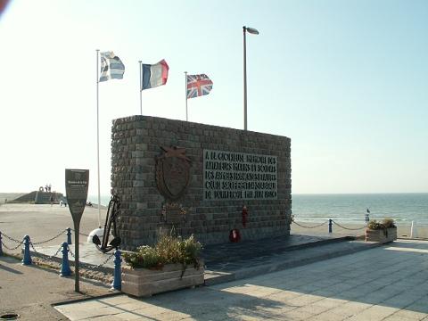 The Operation Dynamo Memorial