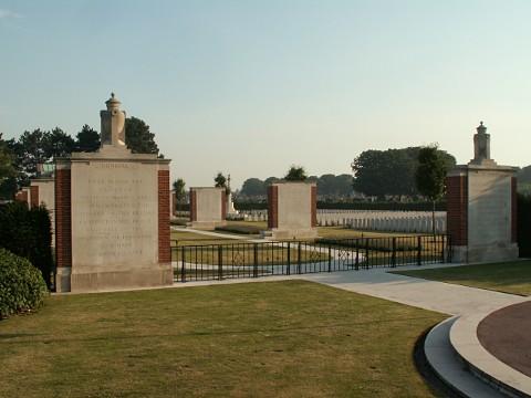 The Dunkirk Memorial
