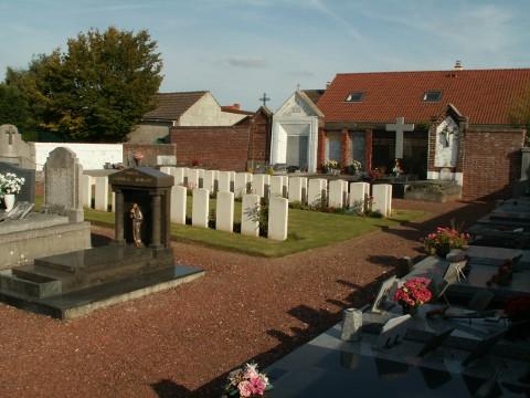 Maroeuil Communal Cemetery