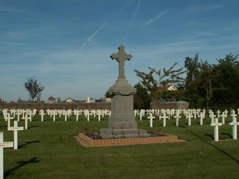 Nécropole Nationale de Maroeuil