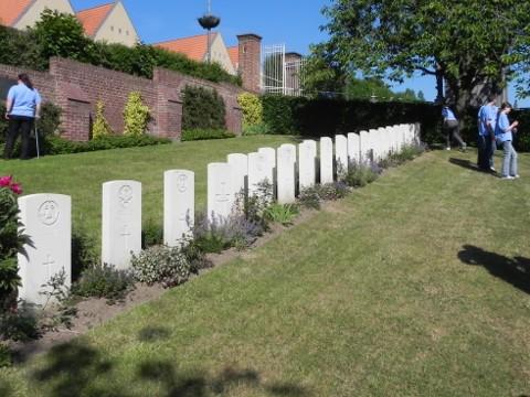 Cassel Communal Cemetery Extension