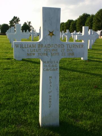 First Lieutenant William Turner